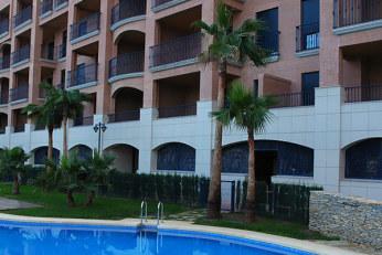 Edificio viviendas Denia