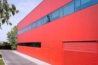 Nave industrial y oficinas AIDO