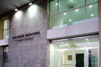 Biblioteca Constantí Llombart