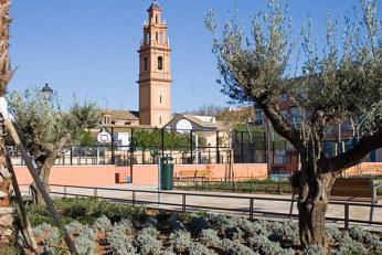 Jardín calle Dragaminas