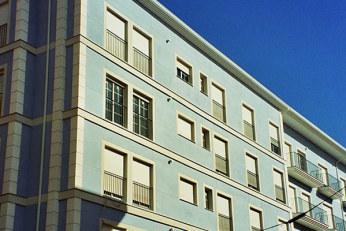 Edificio viviendas Alcasser