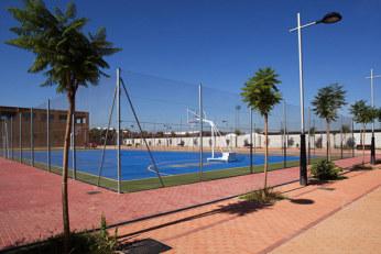 Parque deportivo de Alcàsser