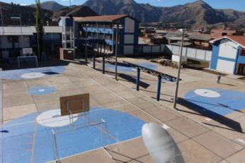 Colegio Inmaculada Sicuani  Perú