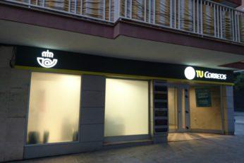 Oficina de Correos en Castelldefells