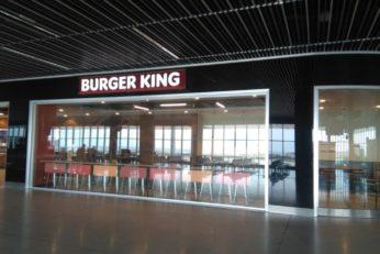 Burger King Aeropuerto Gran Canaria
