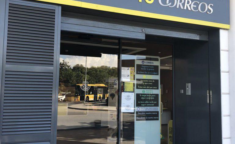 Oficina de Correos en Badalona