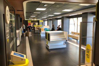 Oficina de Correos en Barcelona
