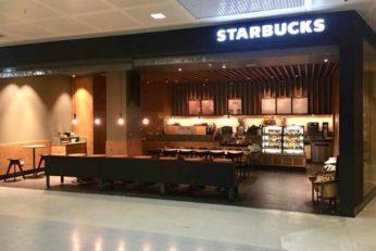 Starbucks en Ibiza